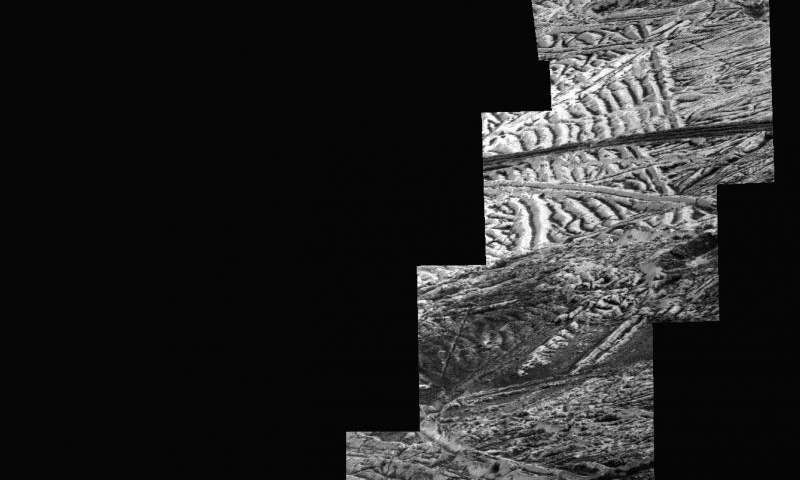 NASA receives science report on Europa lander concept