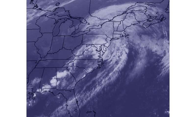 NASA sees post Tropical Cyclone Nate's wide rainfall reach