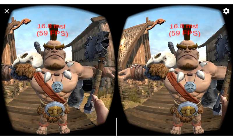 New 'Furion' software allows untethered, high-quality VR