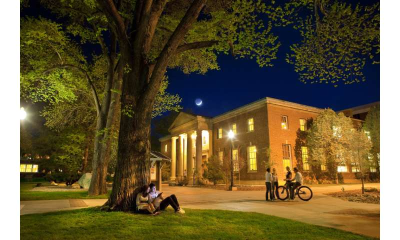 New research reveals that college students study best later in the day