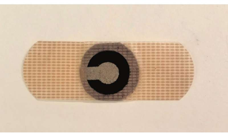 New self-powered paper patch could help diabetics measure glucose during exercise