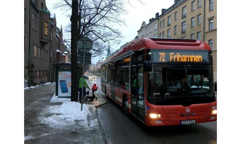 New tool helps cities to plan electric bus routes, and calculate the benefits