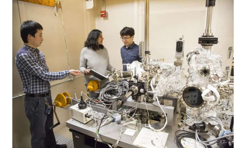 New understanding of superconductor's 'normal' state may open the way to solving longstanding puzzle