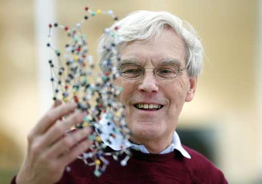 "Nobel-winning technique like ""Google Earth for molecules"""