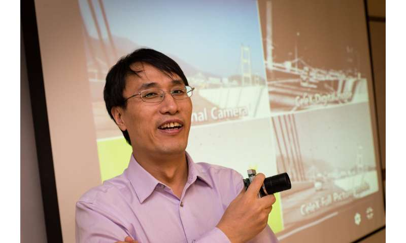 NTU Singapore invents ultrafast camera for self-driving vehicles and drones