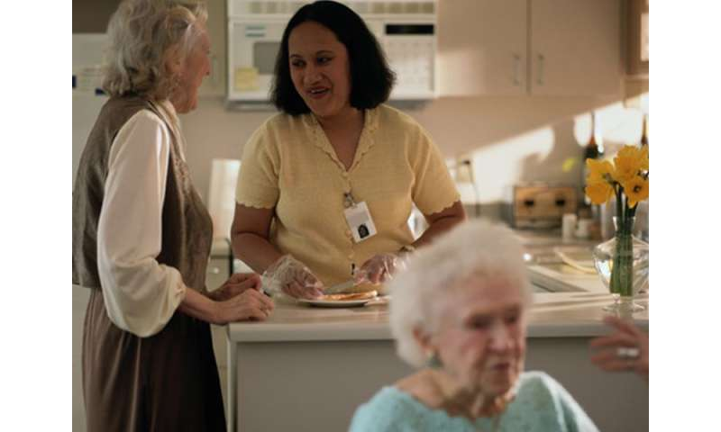 Nurse practitioners could help meet need for elderly home care