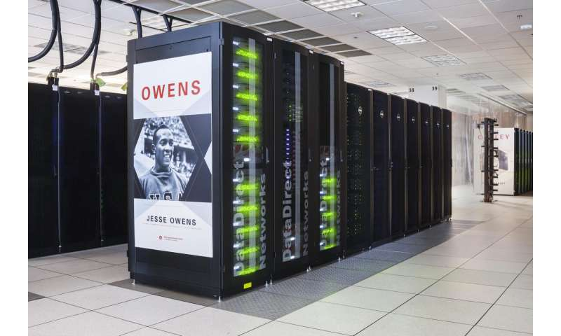 Officials dedicate OSC's newest, most powerful supercomputer