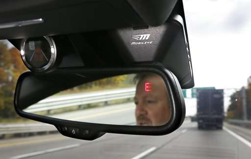 Old car, new tricks: Adding safety tech to an older car