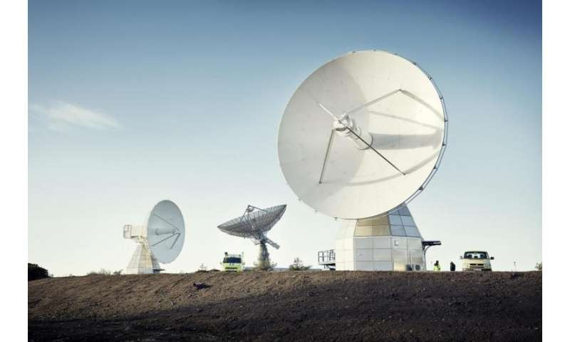 Onsala Twin Telescopes ready for the world