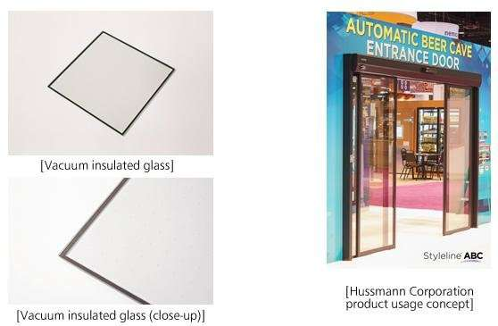 Panasonic Develops Unique Vacuum Insulated GlassBased on Its Plasma Display Panel Technology