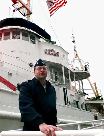 'Perfect Storm' ship sunk, becomes part of artificial reef