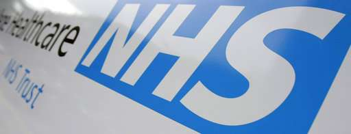 """""""Ransomware"""" cyberattack cripples hospitals across England"""
