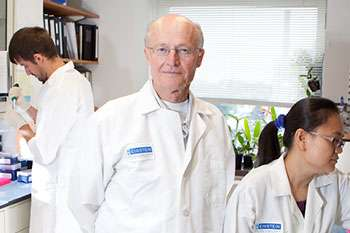 Research leads to new drug for hard-to-treat lymphomas