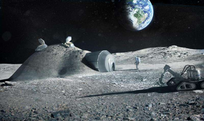 Returning humanity to the Moon