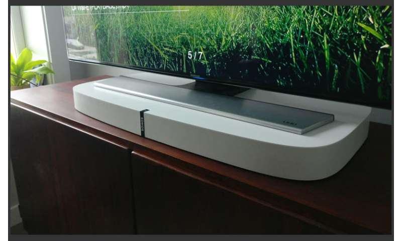 Review: Big TV sound for big price: Sonos Playbase packs power of 10 speakers