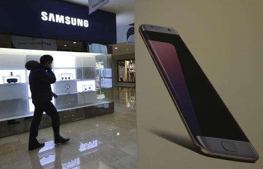 Samsung's profit jumps 50 percent despite Galaxy fiasco
