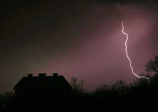 Science Says: Lightning is zapping fewer Americans, not more
