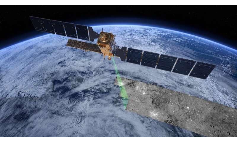 Sentinel-1 sees through hurricanes