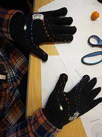 Smart textiles project improved anxiety in mental health patients