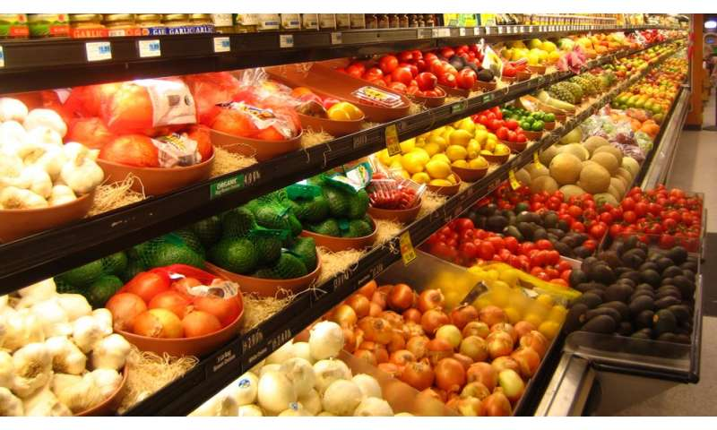 SNAP benefits aren't enough to afford a healthy diet