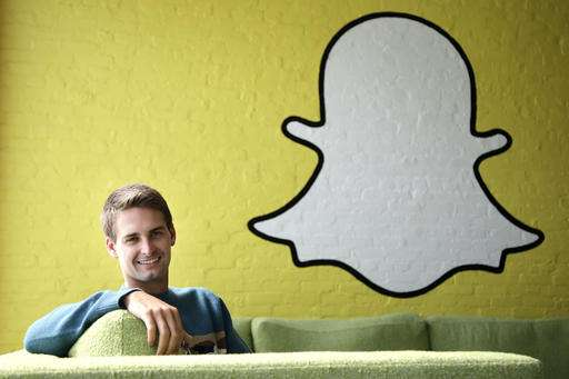 Snap values itself at up to $22B ahead of IPO