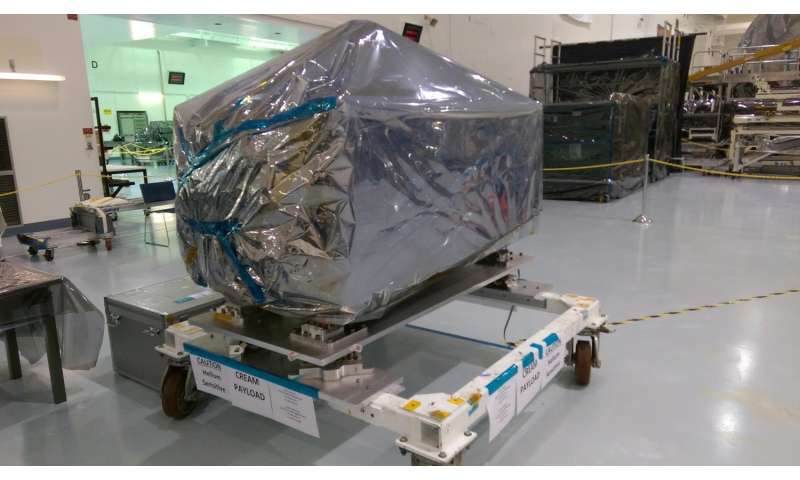 Space-based experiment will tackle the mysteries of cosmic rays