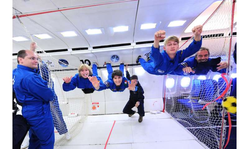 Space tourism could boost science and health research – here's how
