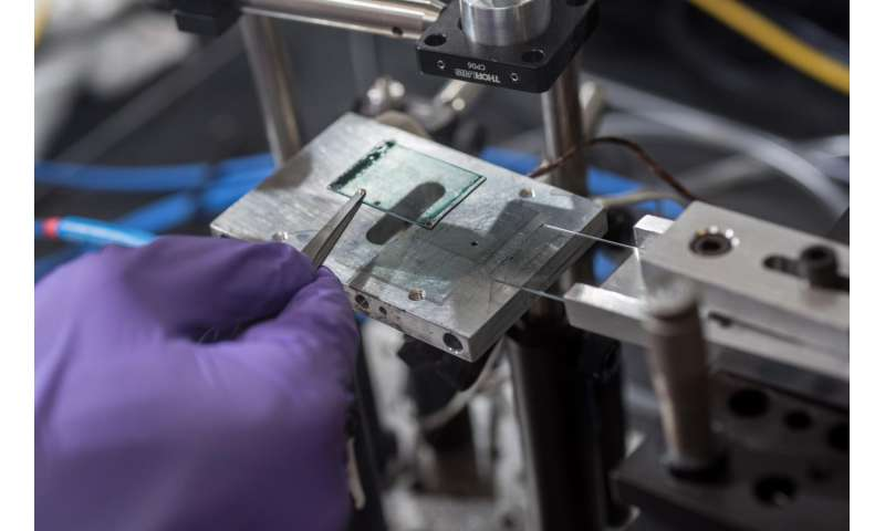 Spray-on electric rainbows: Making safer electrochromic inks