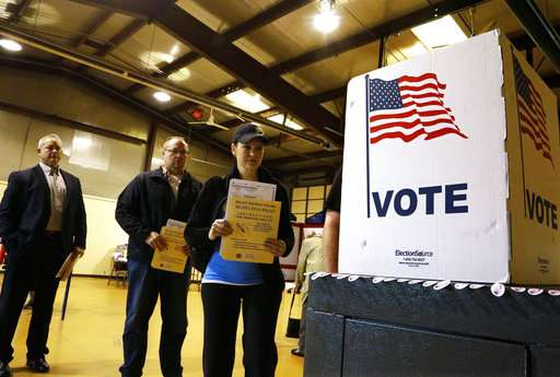 State election officials worry about 2018 election security
