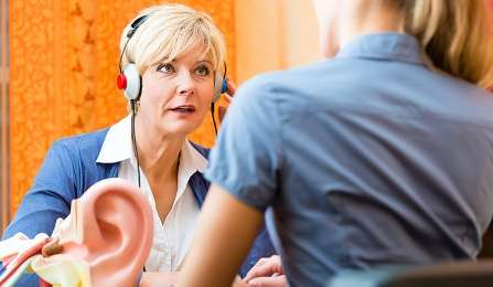 Study shows hearing tests miss common form of hearing loss