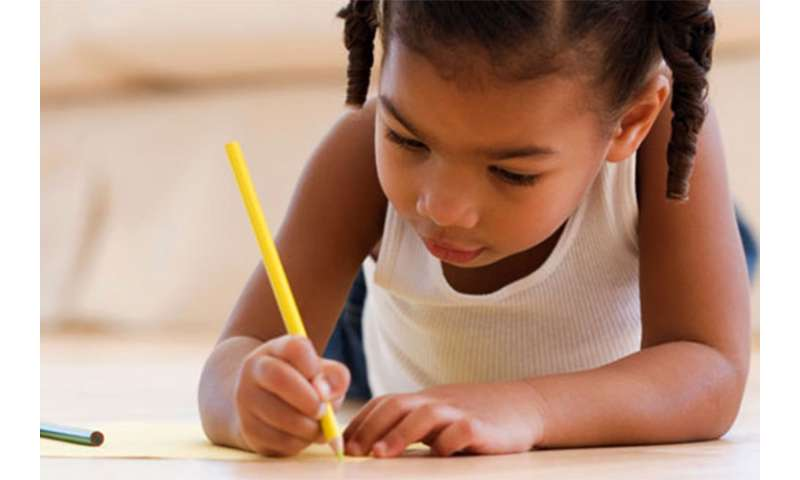 Study shows preschool benefits middle-class kids, with biggest boost for black youngsters