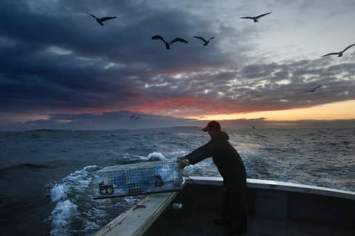 Summer may be getting longer in waters off New England