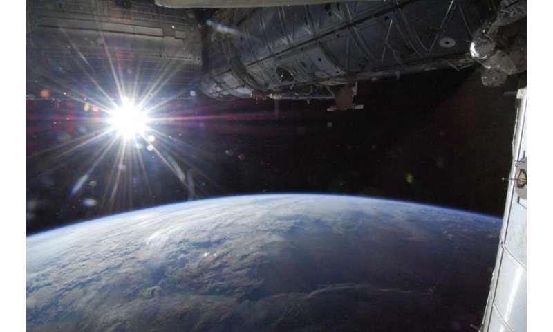 Sun's UV light helped spark life