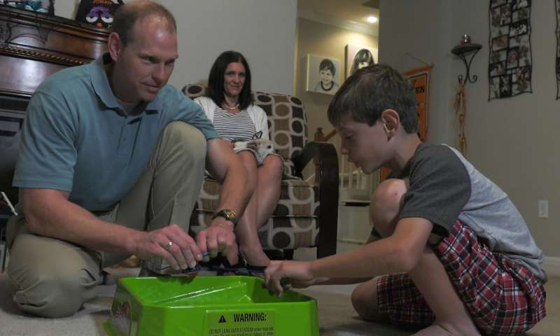 Survey: Parents should be allowed to be present during trauma care