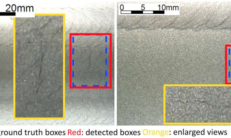 System uses 'deep learning' to detect cracks in nuclear reactors