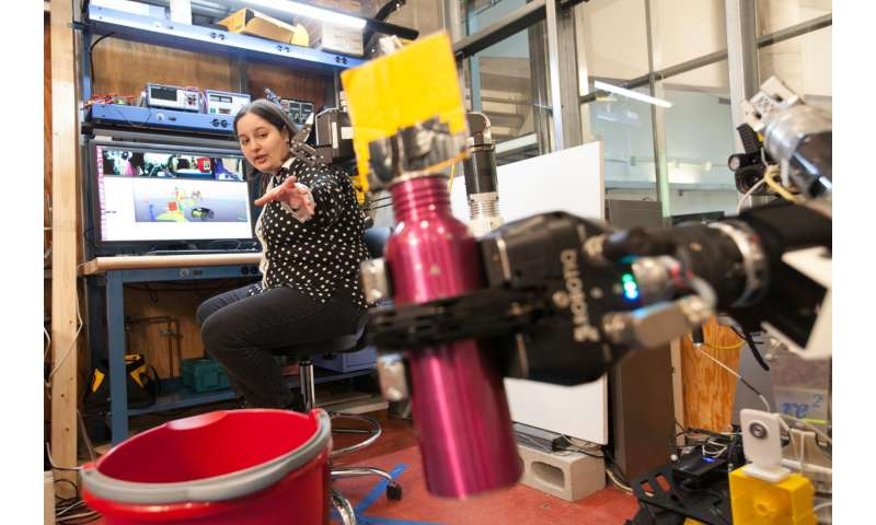 Teaching robots to teach other robots