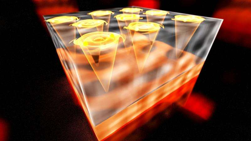 Tiny magnetic tremors unlock exotic superconductivity