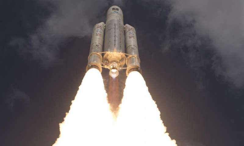 Two more satellites join Galileo working constellation