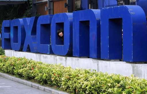 Wisconsin Assembly passes $3 billion for Foxconn