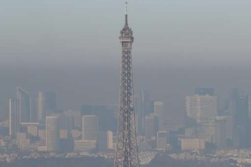 Air pollution remains the leading cause of premature death in Europe