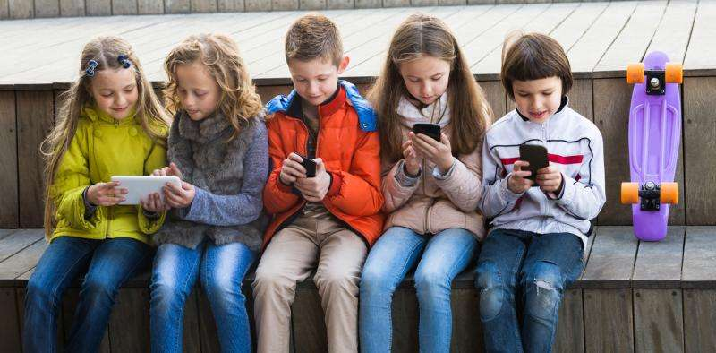 When it comes to kids and social media, it's not all bad news