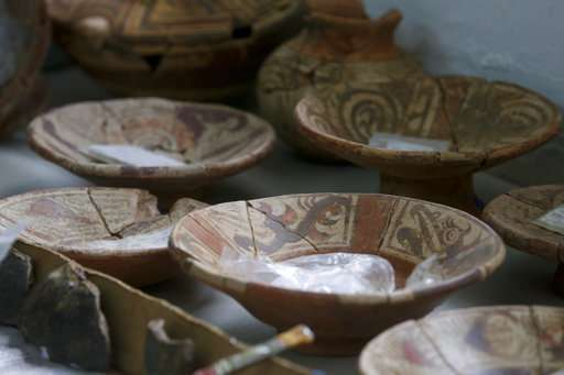 Panama's pre-Hispanic golden artifacts stored out of sight