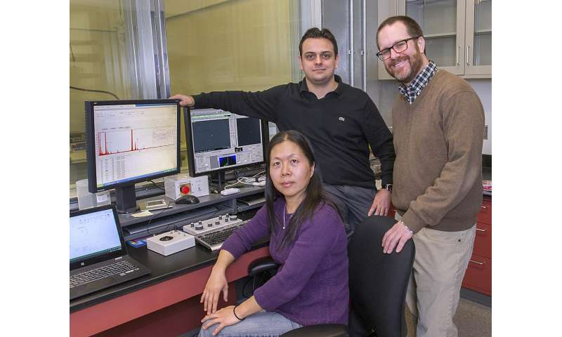 Scientists set record resolution for drawing at the one-nanometer length scale