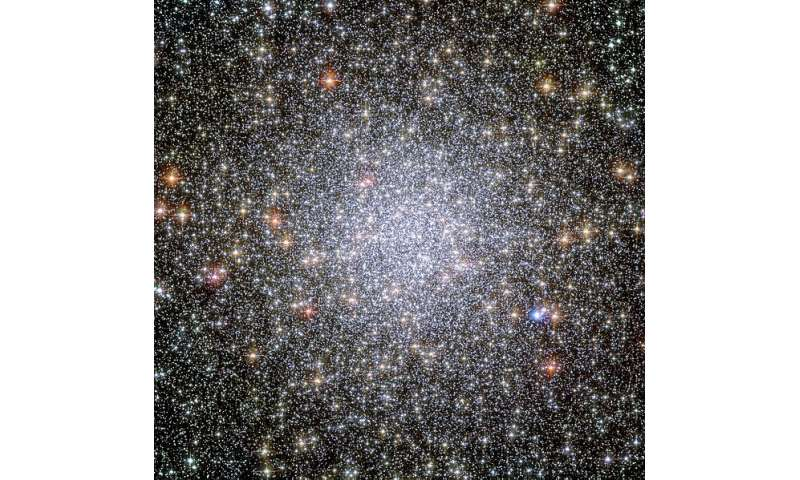 Astronomers detect 22 new cataclysmic variables in globular cluster 47 Tucanae