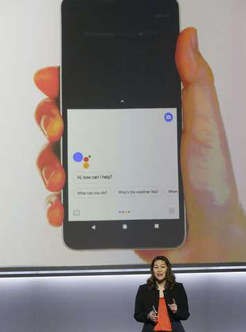 Google unveils new phones, speakers to counter Amazon, Apple
