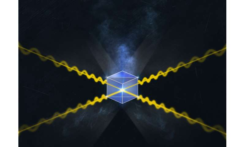 Researchers demonstrate quantum teleportation of patterns of light