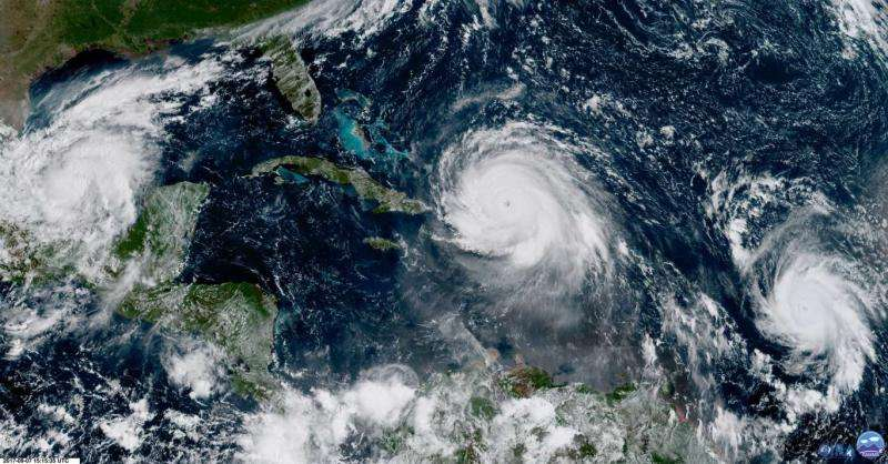 Researchers weigh the factors that power hurricanes