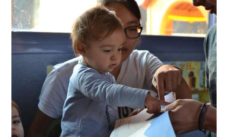 New study shows how exposure to a foreign language ignites infants' learning