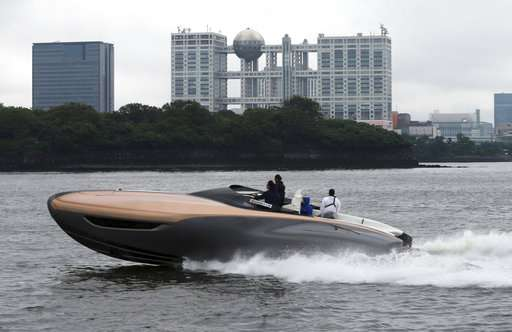 Takeoff and cruise: Toyota making 'flying car,' luxury boat