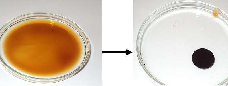 Researchers from RUDN have created an effective solution for collecting spilled petroleum